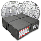 Austrian Mint 1 oz Silver Philharmonics  (Sealed Mint Boxes)